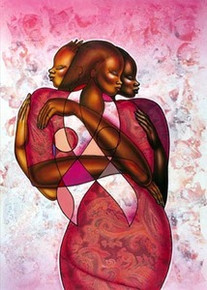 Sister's Journey (Delta) Limited Edition Art Print - Larry Poncho Brown