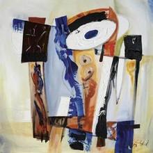 Bleuzy I Art Print - Alfred Gockel