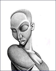 Pure Limited Edition Art Print - Cbabi Bayoc