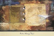 Triad II Art Print - Pietro Adamo