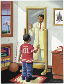 Nupe or Bust (18 x 24) Art Print - Lester Kern