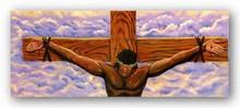True Passion Art Print - Johny Myers