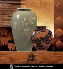 Dynasty II Art Print - Keith Mallett