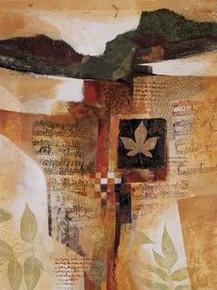 Autumn Melody II Art Print - Keith Mallett