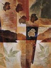 Autumn Melody I Art Print - Keith Mallett