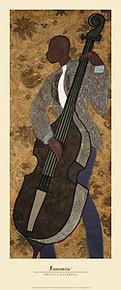 Jammin Art Print - Phyllis Stephens