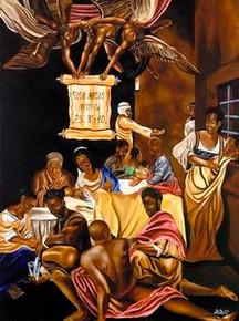 Seven Mercies Limited Edition Art Print - Dwight Juda Ward