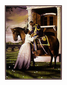 Farewell Art Print - Edward Clay Wright