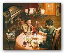Enchanted Evening (14 x 18in) Art Print - Edward Clay Wright