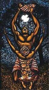 BEHOLD Art Print - Larry Poncho Brown