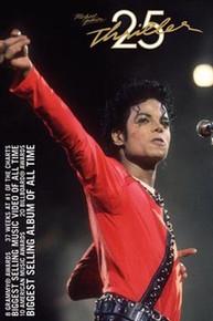 Michael Jackson - Thriller 25th Anniversary Art Poster