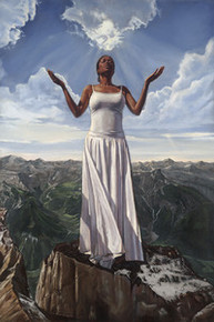 For Every Mountain Art Print - Kevin A. Williams - WAK