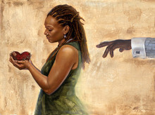 Love Will Come Limited Edition Art - Kevin A. Williams - WAK