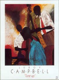 Tune-Up Art Print - Leroy Campbell