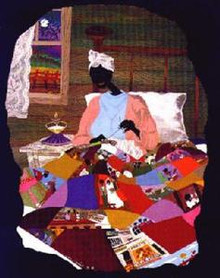 You Reap What You Sew  Limited Edition Art Print - Leroy Campbell