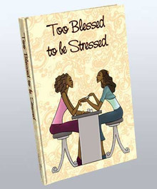 Too Blessed Journal - 81210