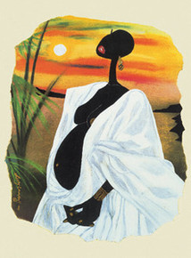 Melanin Seed Limited Edition Art Print - Leroy Campbell