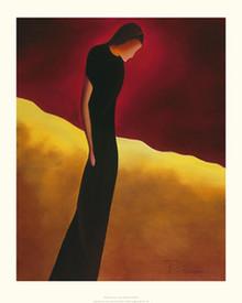 Missing You  Art Print - Patrick Ciranna