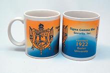 Sigma Gamma Rho Mug
