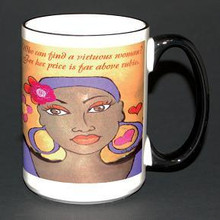 Pretty Eyes Mug - Gbaby