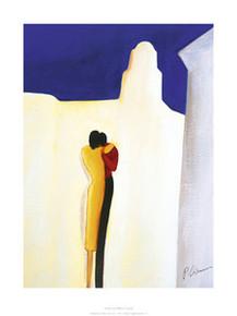 Lovers (15.7 x 11.8in) Art Print - Patrick Ciranna