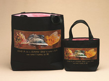 Sunny Day Spring Tote Bag (Large)