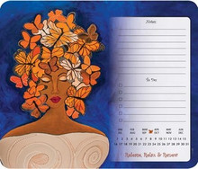 Release, Relax & Renew Memo Mouse Pad
