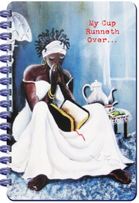 My Cup Runneth Over Journal (Large) - Annie Lee