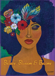 Believe, Blossom & Become Magnet