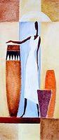 Basket Sellers II--A. Gockel
