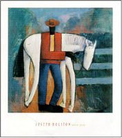White Pony--Joesph Holston
