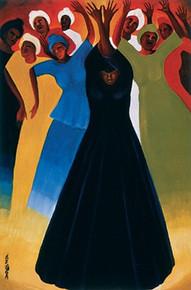 Velvet Spirit--Bernard Hoyes