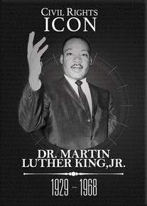 Black History Series: Martin Luther King Magnet