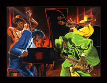 Mood 4 Jazz--Steven Johnson