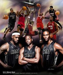 6-3-1 Miami Heat--Wishum Gregory