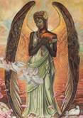 Angel of Love Magnet--Buena Johnson