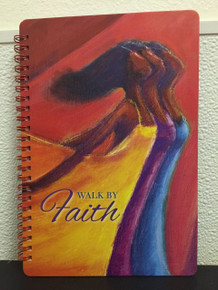 Walk By Faith Journal--Kerream Jones