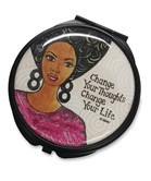 Change Your Thoughts Pocket Mirror Case--GBABY