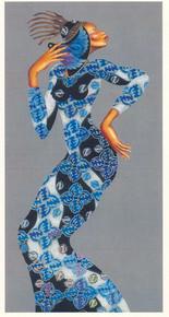 Lady Locks Limited Edition--Charles Bibbs / Poncho