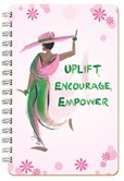Uplift, Encourage and Empower Large Journal