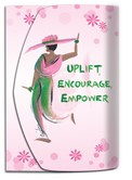Uplift, Encourage and Empower Purse Pal