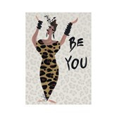 Be You Magnet--Cidne Wallace