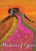 Women of Grace Magnet--Kerream Jones