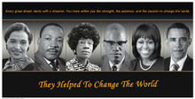 They Helped to Change the World--ANON