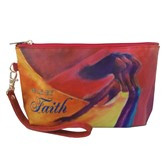 Walk by Faith Cosmetic Pouches