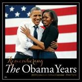 2019 The Obama Years African American Calendar
