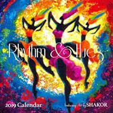 2019 Rythym and Hues African American Calendar