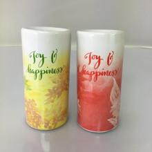 Joy & Happiness Salt & Pepper Shakers--Sharyn Sowell