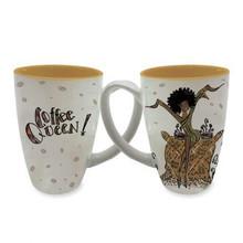 Coffee Queen! Latte Mugs--Kiwi McDowell,