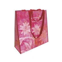Do Everything with Love ECO Shopping Bag-- Sharyn Sowell